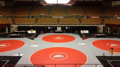 The 2015 Big Ten Wrestling Championship heads to Ohio State's St. John Arena this weekend.