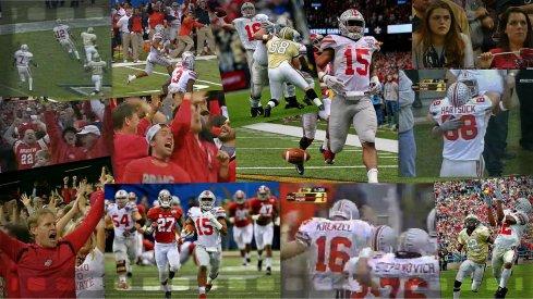 Holy Buckeye 2002 and Zeke's Streak 2015