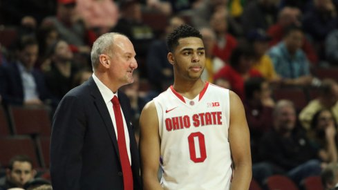 Thad Matta hopes D'Angelo Russell will be ready for VCU's press.