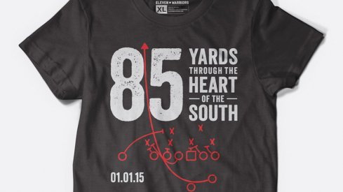 85 Yards Through the Heart of the South