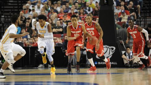 D'Angelo Russell led Ohio State with 28 points against VCU.