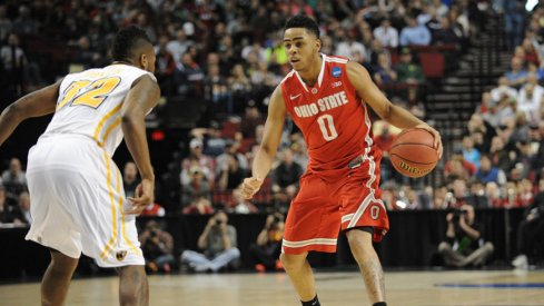 D'Angelo Russell scored 28 on VCU.
