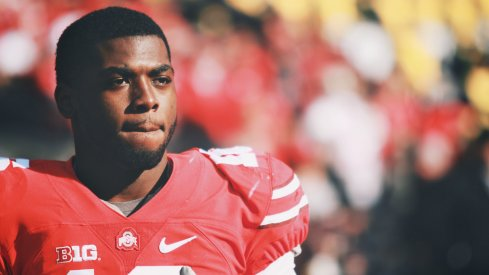 J.T. Barrett has shown progress this spring.