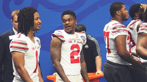 Erick Smith and Dontre Wilson