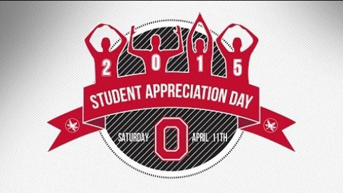Urban Meyer invites YOU to Student Appreciation Day.