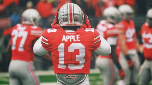Eli Apple will be fine replacing Doran Grant if history holds.