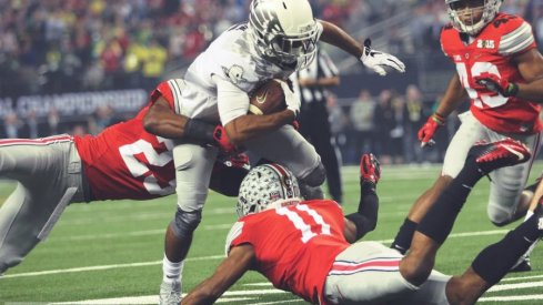 Vonn Bell and Tyvis Powell could leave OSU as the best safety combo in school history.