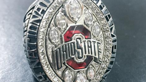 Ohio State's latest rings.