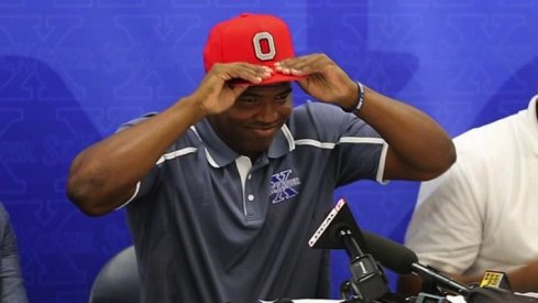 Justin Hilliard commits to Ohio State