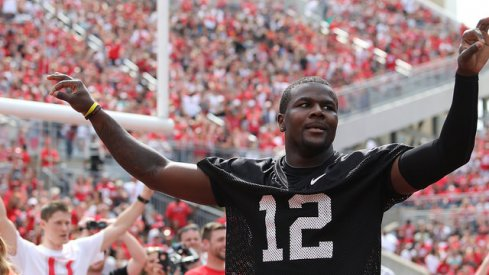 Cardale Jones, the Iron King.
