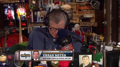 Urban on the DP Show