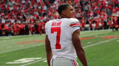 A true sophomore out of Detroit, Damon Webb hopes to showcase his talents in year two at OSU.