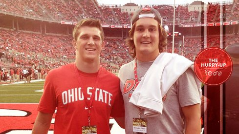 Brendan Ferns at Ohio State