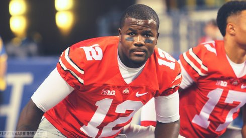 Cardale is staying frosty.