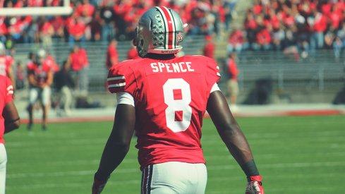 Noah Spence was a five-star prospect in 2012