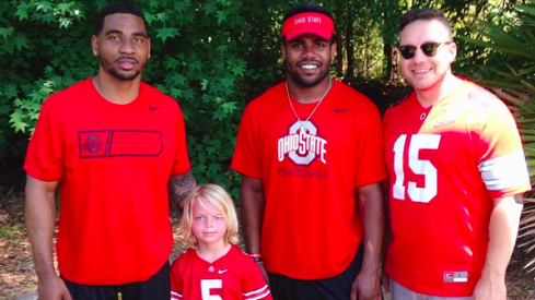 Braxton Miller and Ezekiel Elliott Pay it Forward