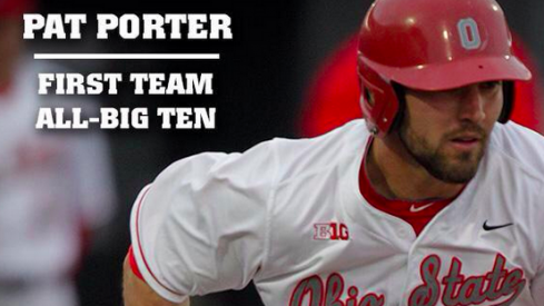 Ryan Porter, All-Big Ten