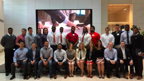 OSU Footballers and Recent Grads