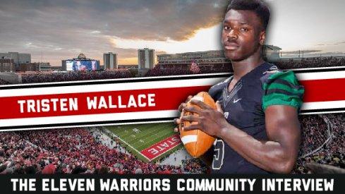 DeSoto, Texas QB Tristen Wallace