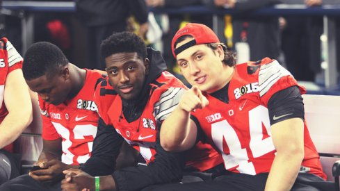 Parris Campbell and Kyle Berger
