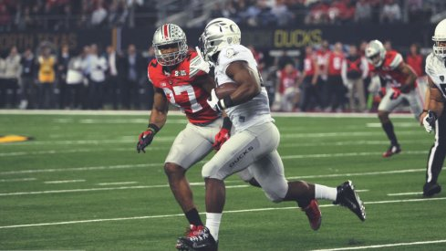Joshua Perry is one of Ohio State's most crucial seniors in 2015.