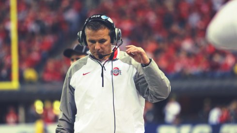 Meyer in B1G Title Game