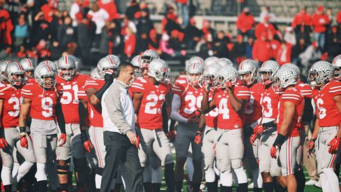 Meyer and team
