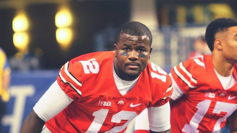 The Iron King, Cardale Jones, First of His Name, Poacher of Badgers, Controller of Tides, Slayer of Ducks, Troll Sultan, and 12th Son of Ohio.