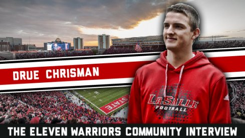 Drue Chrisman is the country's top punter for 2016.