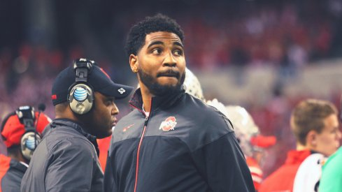 Braxton Miller at the B1G Title Game