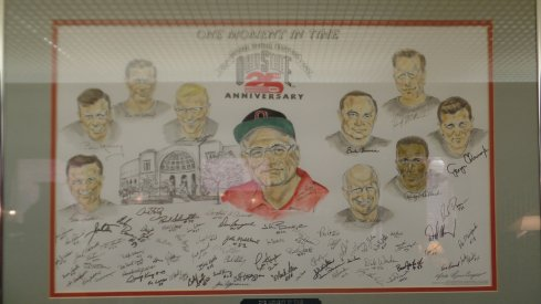 Ohio State Legends at the Lou Holtz Hall of Fame