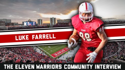 Luke Farrell is the latest Ohio State commitment.
