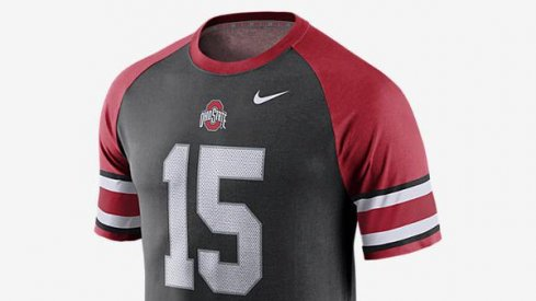 Possible alternate jersey for Ohio State