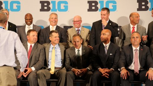 Big Ten head football coaches.