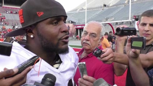 Donte Whitner returns to Ohio State