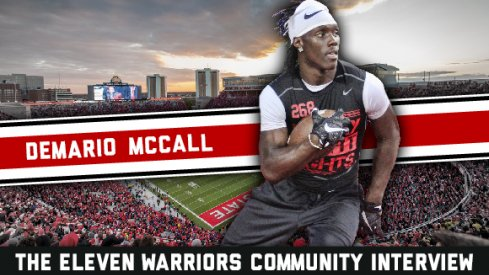 Demario McCall takes your questions.