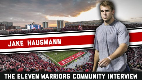 Jake Hausmann is your next Ohio State tight end.