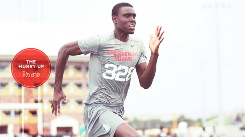 Could Binjimen Victor be running towards an Ohio State commitment?