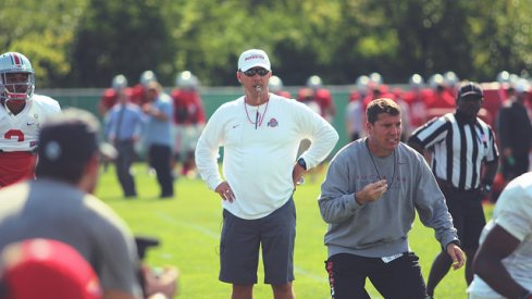 News and notes from Ohio State first practice in full pads Friday.