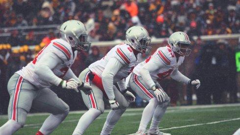 Ohio State's linebackers