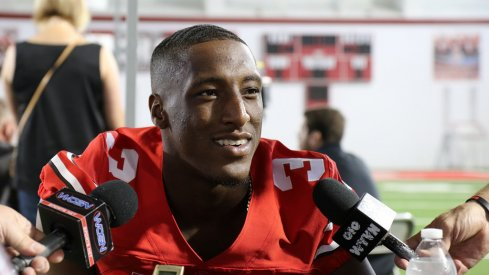 Michael Thomas wants to be a better leader for Ohio State in 2015.