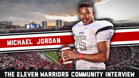 Michael Jordan committed to Ohio State in May.