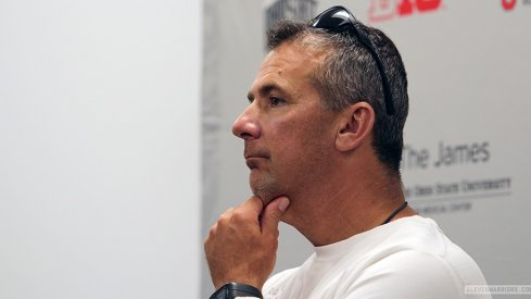 Urban Meyer provides updates of Ohio State's fall camp.