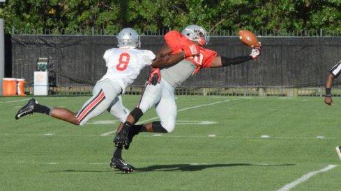 Noah Brown spectacular catch