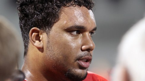 Marcus Baugh says he's ready to be Ohio State's No. 2 tight end.