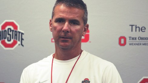 Urban Meyer addressed the media Monday to preview the Virginia Tech game.