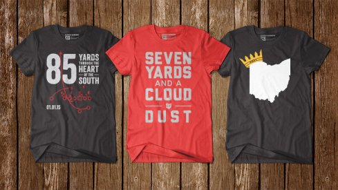 The 11W Dry Goods Store: Your one-stop-shop for all Ohio State merchandising needs.