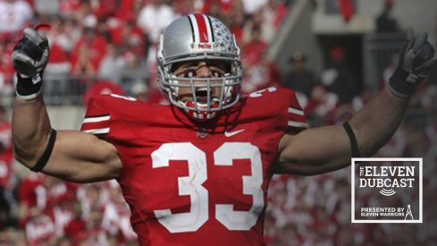 Ohio State great James Laurinaitis is the guest of this week's Eleven Dubcast