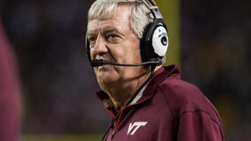 Virginia Tech head coach Frank Beamer knows what he has coming to town Monday night in Ohio State.