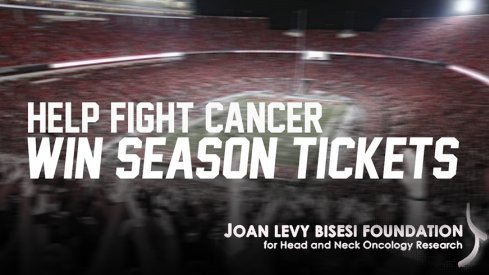You can win season tickets to Ohio State